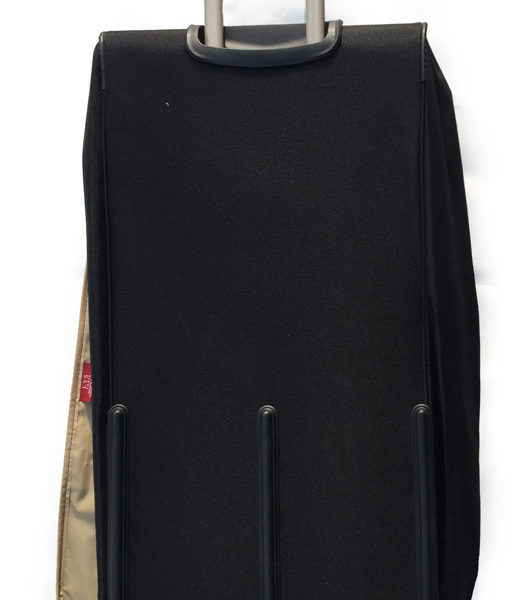 LYS bag from from under with three wheels and telescopic handle