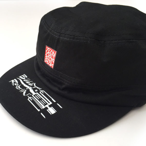 Team Buggy Rollin black cap 3-4