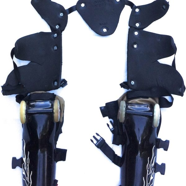 Buggy Rollin geroule set from front hip protection plus legs