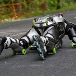 Rollerman at Darnetal