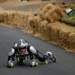 Rollerman a Darnetal