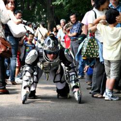 BUGGY ROLLIN in Japan 2005