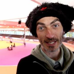 Rollerman at Geisingen