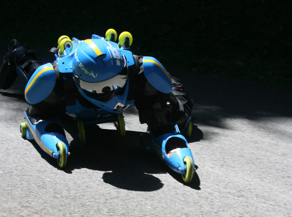Rollerman 2 saint Mury 2011 Events