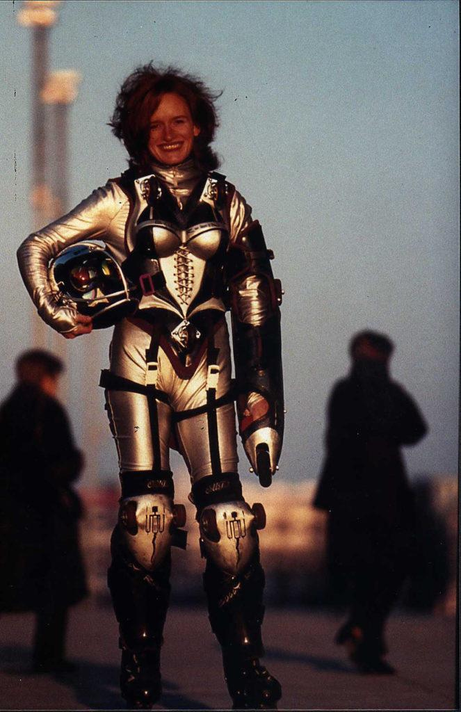 carbon suit