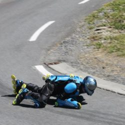 Rollerman at Peyragudes 2013