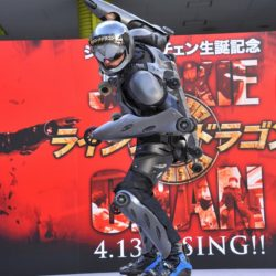 Promotion de CZ12 pour Jackie Chan a Tokyo