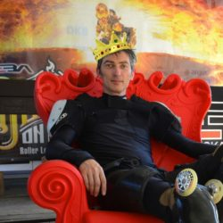 altenberg 2014 rollerman as king