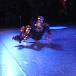 Rollerman @ Lishui 2012
