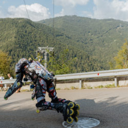 Pictures of Rollerman at Sochi road race