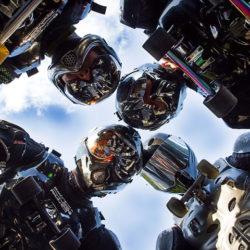 PhotoKa avec les pilotes de BUGGY ROLLIN