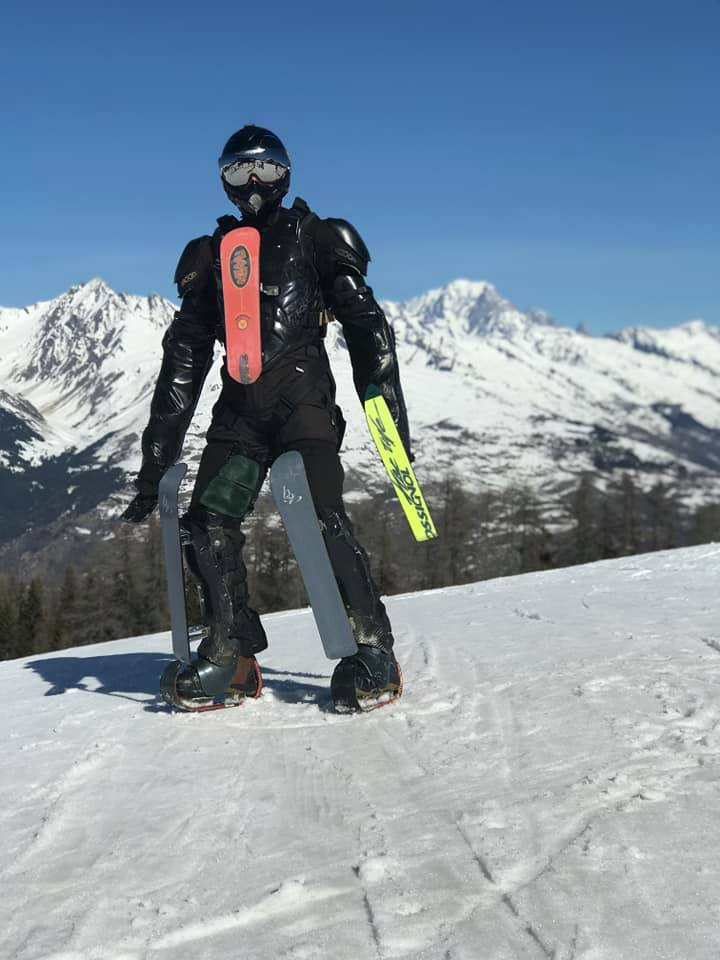 buggy ski a festiglisse 2019
