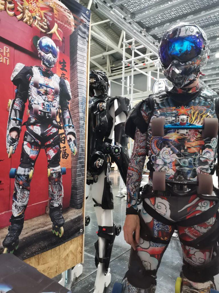 rollerman ISPO 2020