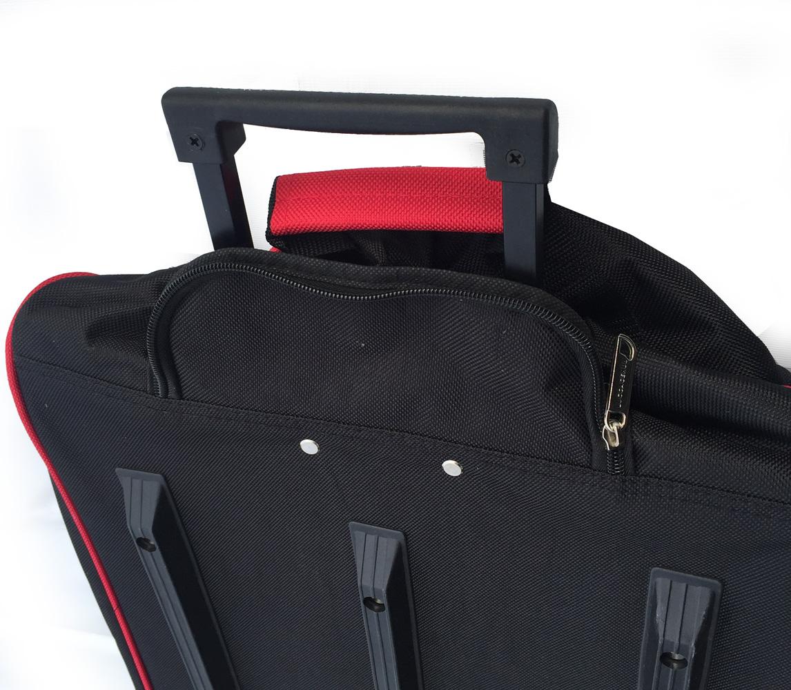 big red bag telescopic handle