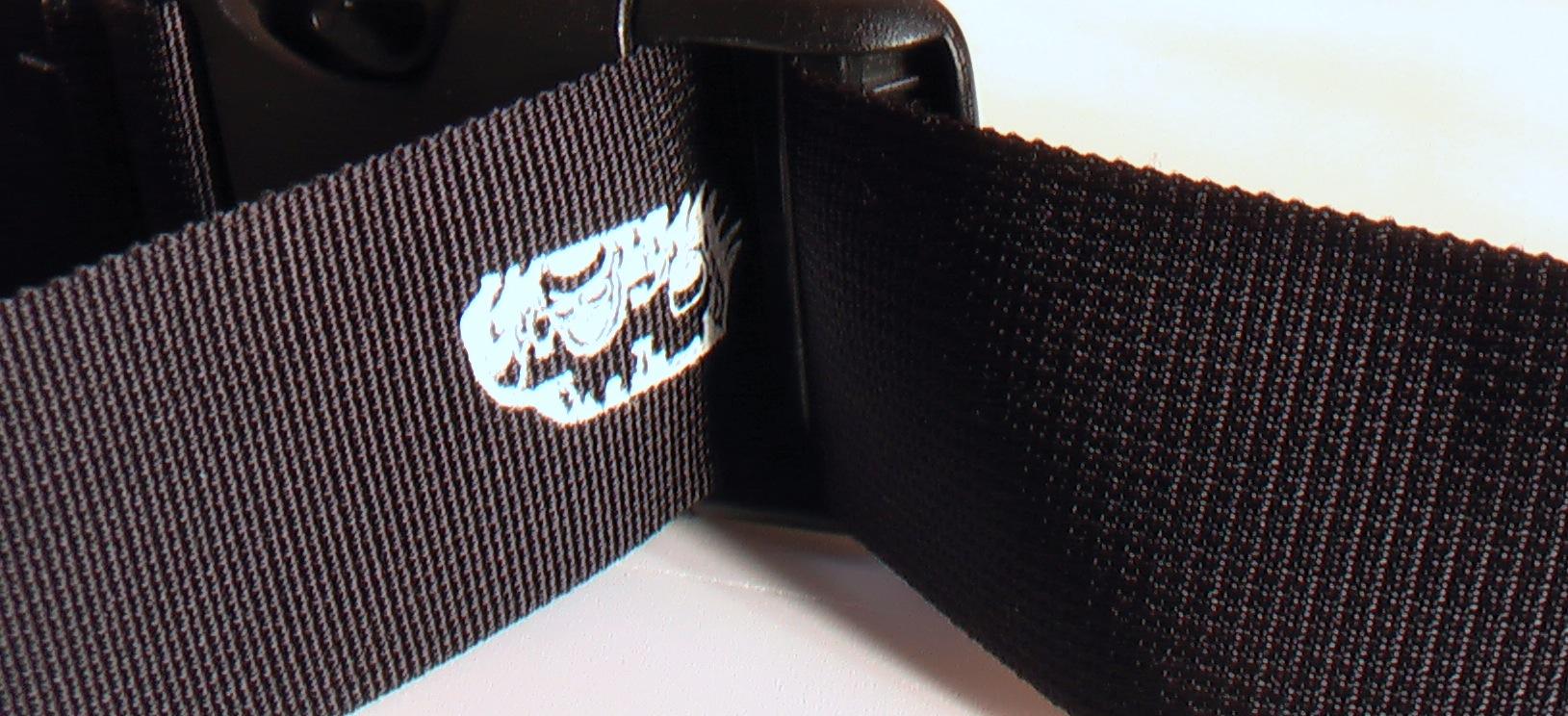 hidden crouching rollerman inside the belt