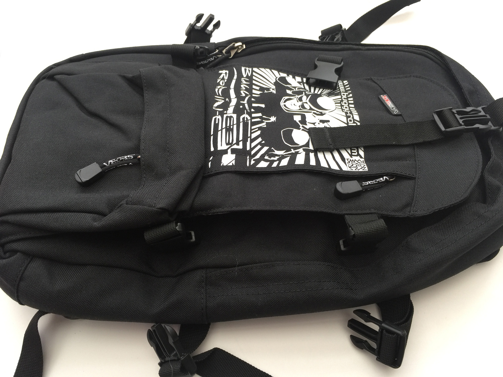 big seba skate bag from side