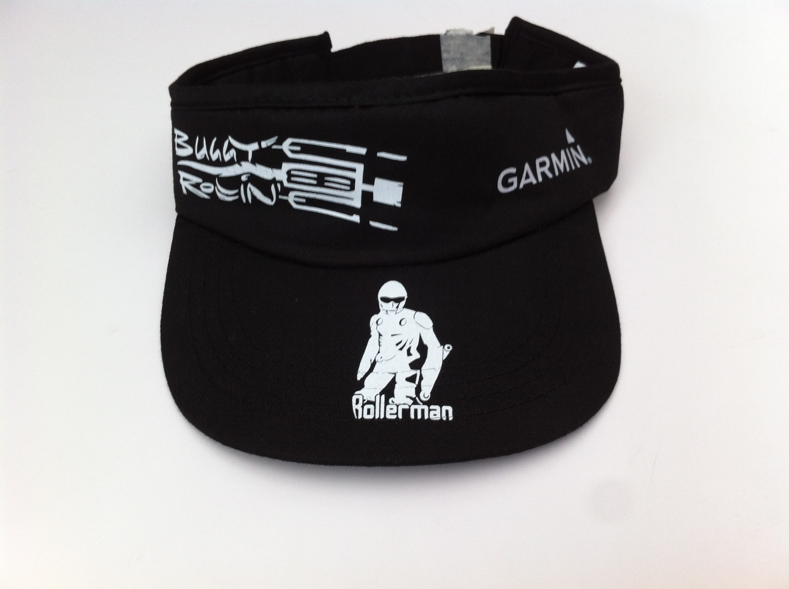 garmin buggy rollin golf cap alone front