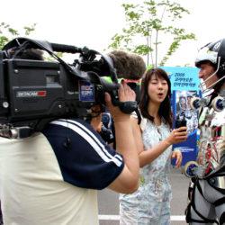 Rollerman in Korea