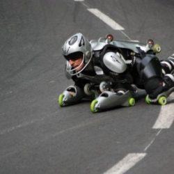 Rollerman at Peyragudes 2009