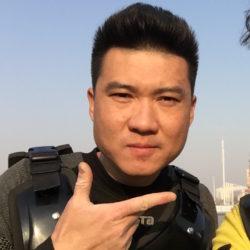 BUGGY ROLLIN Pilot Chang Yue