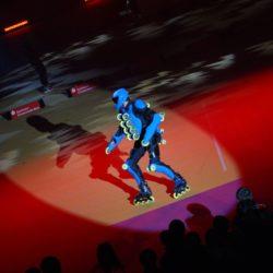 Rollerman at Geisingen