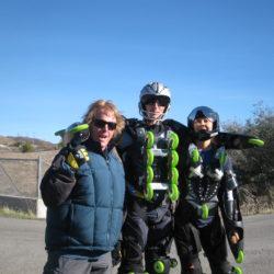 Rollerman Jim Carrey YESMAN