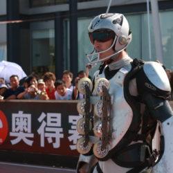 rollerman choreography in Suzhou