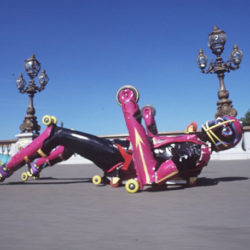 pink BUGGY ROLLIN
