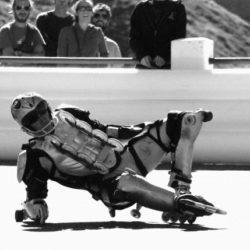 Rollerman au Col de l'Izoard