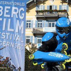 Rollerman and Sarajevo challenge at Tegernsee Film Festival