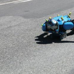 Rollerman at Peyragudes 2013