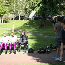 Belles suédoises en BUGGY ROLLIN