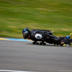 Rollerman at 24 hours of le Mans Roller