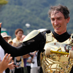 Rollerman at Chunchon South Korea 2012