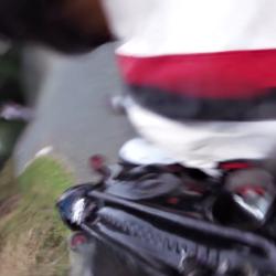 Rollerman at Saint Pancrash