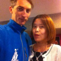 rollerman at radio chine international