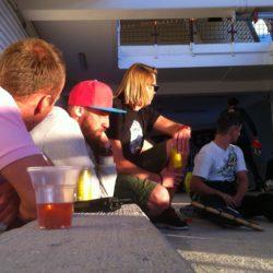 Rollerman a Sigulda Beton on Fire 2016