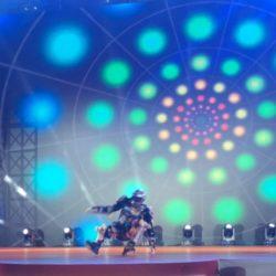 Rollerman at Shanghai and Lishui