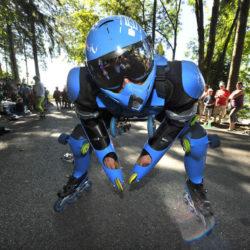 Rollerman at BUKOLIK
