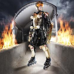 Beton on fire a La plagne 2012