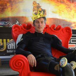 altenberg 2014 rollerman as king