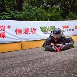 4 BUGGY ROLLIN at Nanjing