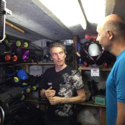 Jean Yves Blondeau makes Brazilian Globo TV