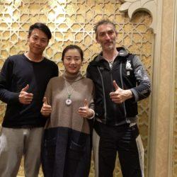 BUGGY ROLLN at Urumqi